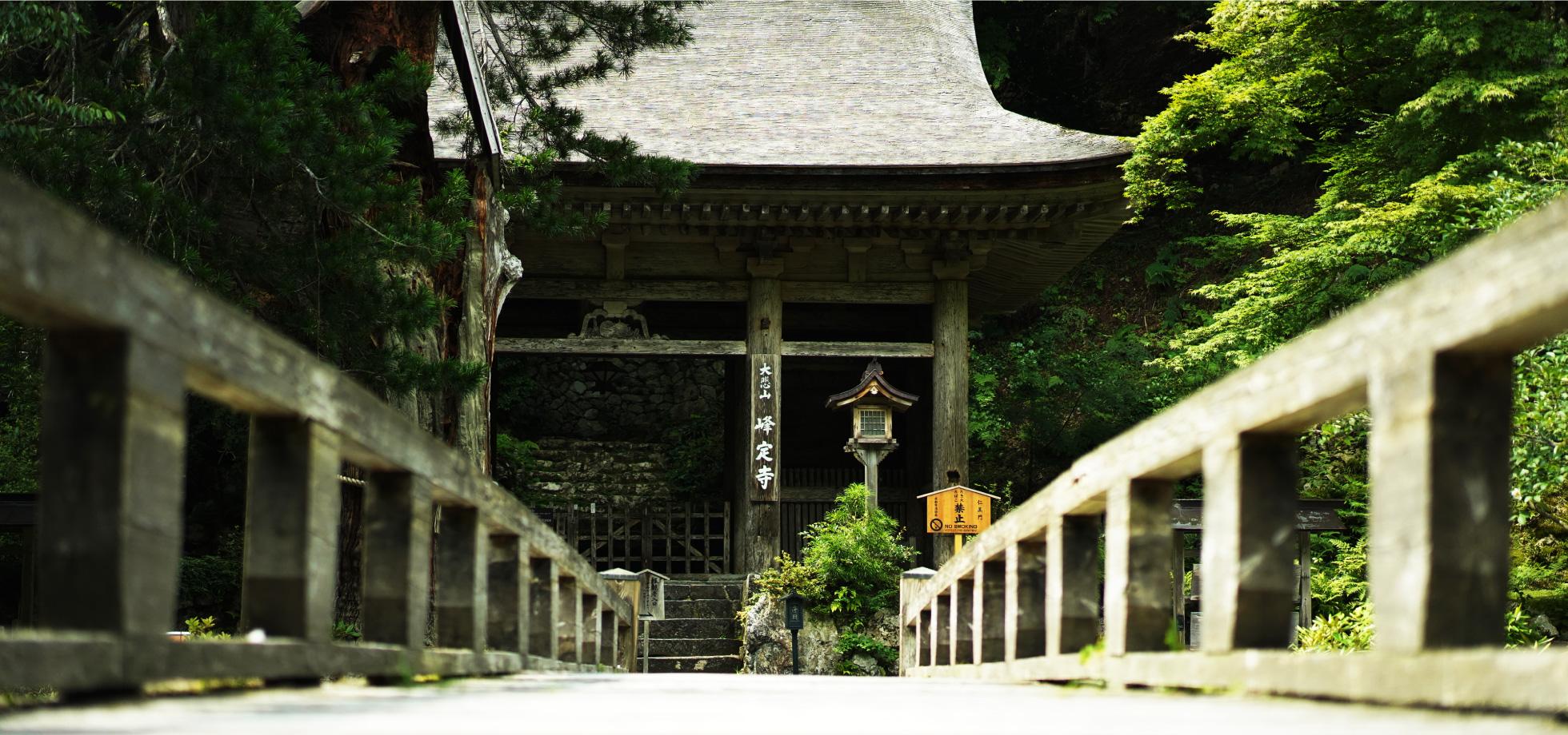 大悲山峰定寺